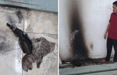 Giliran Kantor PAC PDIP Cileungsi yang Diteror Bom Molotov, Ini Kata Warga - JPNN.com