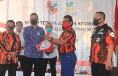 Jutaan Anggota Pemuda Pancasila Siap Bantu Kemensos Salurkan Bantuan - JPNN.com