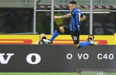 Inter Membuat Hasil Kerja Keras Atalanta Hanya Bertahan Beberapa Jam - JPNN.com