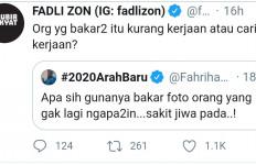 Spanduk Habib Rizieq Dibakar, Fadli Zon dan Fahri Hamzah Bereaksi - JPNN.com