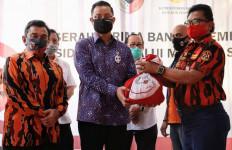 Mensos Gandeng Pemuda Pancasila Salurkan 2.856 Paket Sembako Bantuan Presiden - JPNN.com