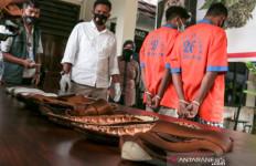 Modus Baru Penyelundupan Satu Kg Sabu-sabu, Berhasil Mengelabui Petugas Bandara - JPNN.com