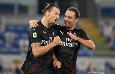 Ibrahimovic Memang Luar Bisa, Mantap! - JPNN.com
