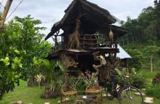 Rumah Akar, Spot Wisata Baru di Ranah Minang - JPNN.com