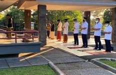 Presiden Salat Iduladha di Istana Bogor, Tak Ada Bobby dan Gibran - JPNN.com