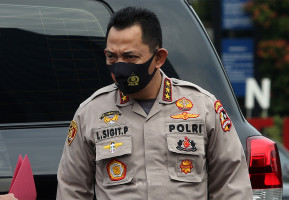 Agenda Jokowi Sebelum Melantik Komjen Listyo Sigit jadi Kapolri Hari Ini, Rabu Pon - JPNN.com