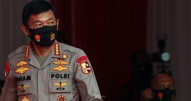 Jenderal Idham Azis Mengganti 4 Kapolres, Ini Daftar Namanya