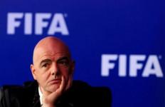 Presiden FIFA: Pesepak Bola Bukan Prioritas Mendapat Vaksin Covid-19 - JPNN.com