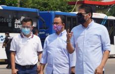 Usai Anies Sidak, Dirut Transjakarta: Insyaallah Siap Antisipasi Ganjil Genap - JPNN.com