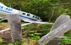 Info dari Polda Papua: Ada Pesawat Bawa Bansos Celaka di Pedalaman Paniai - JPNN.com