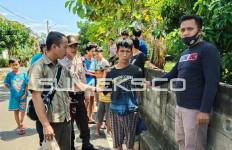 Lebaran Kedua, Lucky Benar-benar Apes, Tepergok Bobol Rumah Tetangga Polisi - JPNN.com