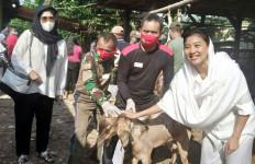 Olivia Zalianty dan Trio Macan Dukung Forwan Berkurban - JPNN.com