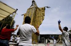 Jumlah Positif COVID-19 di Meksiko Pecahkan Rekor Harian, Ya Ampun - JPNN.com