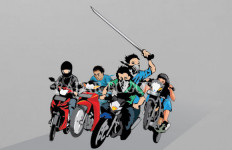 Geng Motor Mengamuk, Sadis - JPNN.com