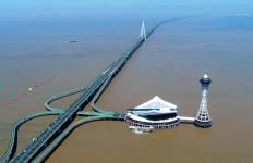 Tiongkok Bangun Jalur Bawah Laut untuk Kereta Cepat - JPNN.com