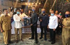 Bang Martin Bagikan Mesin Pembuat Kopi untuk 25 Pengusaha Muda di Danau Toba - JPNN.com