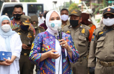Ajak PKK Pusat Kampanyekan Masker, Bu Tito Karnavian Bagikan Tips Jaga Imun Tubuh - JPNN.com