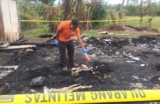 Bocah Perempuan yang Tewas Terbakar Itu Ternyata Korban Pembunuhan Sadis, Begini Kronologinya - JPNN.com