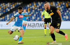 Liga Champions: Kabar Buruk Buat Napoli Jelang Bertamu ke Kandang Barcelona - JPNN.com
