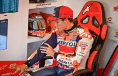 Marc Marquez Absen di MotoGP Ceko, Siapa Penggantinya? - JPNN.com