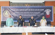 Bea Cukai Riau Gandeng Pemerintah Setempat Tekan Peredaran Rokok Ilegal - JPNN.com