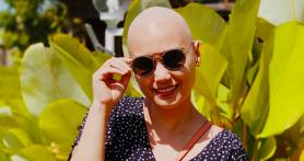 Feby Febiola: Kesannya Gue Lagi Lemas di Rumah Sakit
