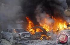 Beirut Diguncang Ledakan Dahsyat, Kerusakan di Mana-mana - JPNN.com