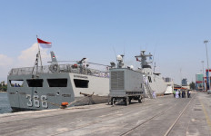 Tiba di Turki, Ini Misi KRI Sultan Hasanuddin Bersama Satgas MTF TNI - JPNN.com