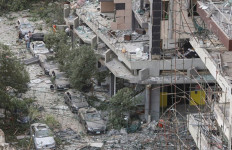 Duka di Lebanon: 100 Orang Tewas, Bakal Bertambah, Banyak Korban Masih Tertimbun Puing - JPNN.com