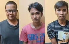 Tiga Polisi Gadungan Pemeras Anggota Dewan Itu Ditangkap, Lihat Tampangnya - JPNN.com