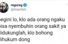 Polemik Hadi Pranoto-Anji, Iwan Fals: Kalau Bohong Dihukum Dong - JPNN.com