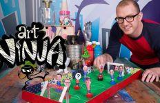 Anak-anak Indonesia Ditantang Ikut Kompetisi Art Ninja - JPNN.com