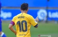Kabar Miring Messi Bakal Hengkang Dari Barca Terjawab Sudah - JPNN.com