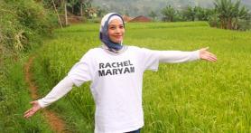Ini Alasan Rachel Maryam Baru Legalkan Pernikahannya Setelah Berstatus Siri 9 Tahun