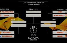 Inilah Kontestan Perempat Final Liga Europa - JPNN.com