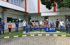 Pabrik Danone SN Indonesia di Sentul Catatkan 4500 Hari Tanpa Kecelakaan Kerja - JPNN.com