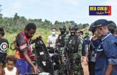 Bea Cukai Jayapura Gelar Patroli Gabungan di Perbatasan RI-Papua New Guinea - JPNN.com