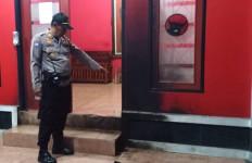 Kantor PDIP Cianjur Dibom Molotov, Semua Kader Banteng di Jabar Harus Waspada - JPNN.com