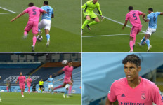 Varane Sial, Manchester City Tembus Perempat Final - JPNN.com