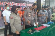 Istri Mantan Anggota Dewan yang Ditangkap di Lampung Timur Akhirnya Buka Suara, Oh Ternyata - JPNN.com