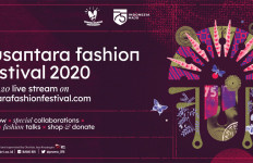 Nusantara Fashion Festival 2020 Bakal Hadir Sebulan Penuh, Virtual Terbesar di Indonesia - JPNN.com