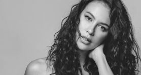 Rayakan Ultah ke-50, Sophia Latjuba Unggah Foto Seksi di Ranjang