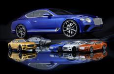 Harga Mobil Mainan Bentley Continental GT Lebih Mahal dari Daihatsu Ayla - JPNN.com