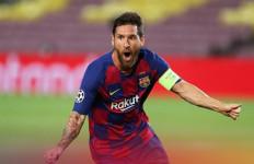 Lihat Gol Ajaib Messi yang Ikut Mengantar Barcelona ke 8 Besar - JPNN.com