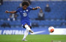 Sangat Menyentuh, Surat Perpisahan Willian Pada suporter Chelsea - JPNN.com