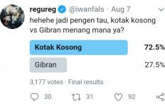 Survei Iwan Fals, Gibran Kalah dari Kotak Kosong dalam Pemilihan Wali Kota Solo - JPNN.com