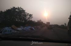 Kecelakaan Truk di Tol Palikanci KM 212, Arus Lalulintas Macet Total - JPNN.com