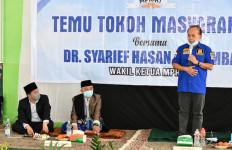 Syarief Hasan Dorong Pemerintah Perhatikan Pendidikan Ponpes di Tengah Pandemi - JPNN.com
