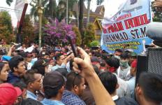 Lama jadi Buronan, Plt Bupati Bengkalis Muhammad Akhirnya Diringkus Polisi di Jambi - JPNN.com