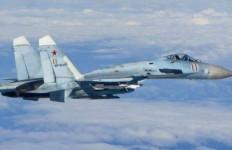 Diudak Jet Tempur Rusia, Pesawat Pengintai Amerika Langsung Ngacir - JPNN.com